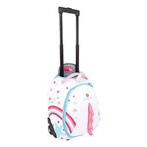 LittleLife Children's Suitcase | Unicorn | 1.5 kg/20 Litres