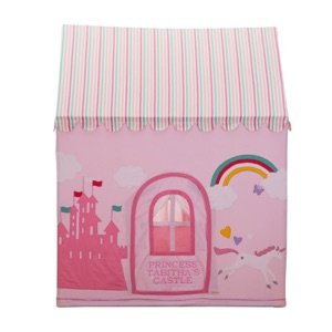 pink unicorn playhouse