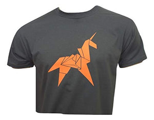 Blade Runner Inspired | Unicorn Men's T-Shirt | Grey