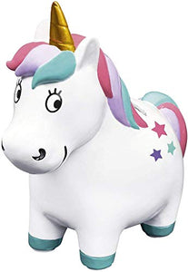 Cute Unicorn Themed Money Box Piggy Bank