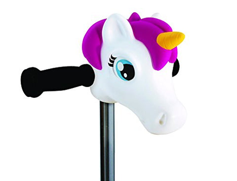 unicorn scooter accessory unicorn head