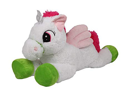 Large Unicorn With Wings | Cuddly Toy Plush |  XL 85 cm