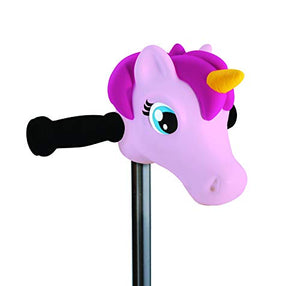 unicorn scooter pony head kids scooter accessory