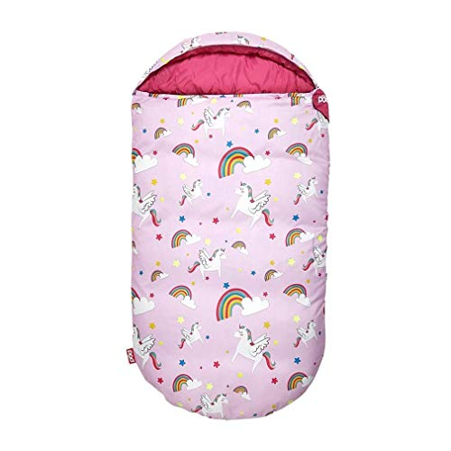 Pod Infant Unicorn Sleeping Bag | Pink | One Size