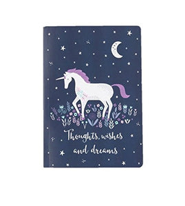 Sass and Belle Unicorn Notebook