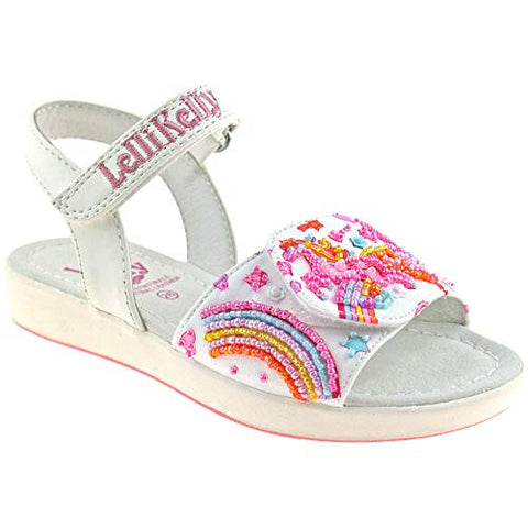 Lelli Kelly Unicorn girls sandals