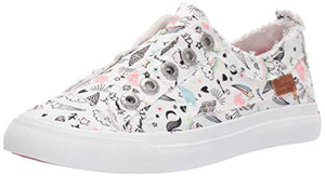 Blowfish Unicorn trainers kids pastel colours