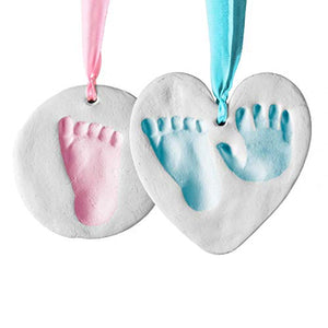 Baby Hand and Footprint Baby Gift