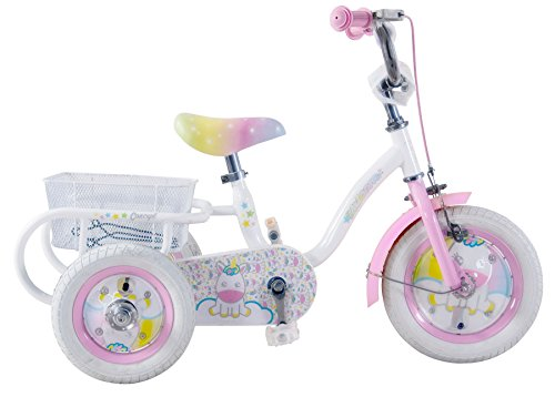 "Unicorn Trike Bike Pink 12"" Girls Age 3-5 Year Old"