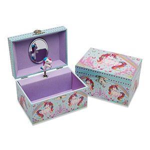Purple Unicorn Musical Jewellery Box
