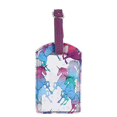 Unicorn Luggage Tag | Suitcases