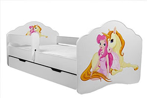 Unicorn Mermaid Bed