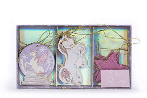 Unicorn Wonderland | 12 Gift Tags | 3 Unicorn Designs