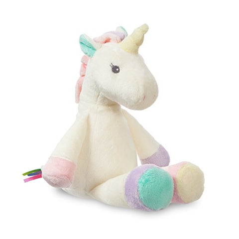 Aurora World Lil' Sparkle Baby Unicorn Plush, 14-Inch