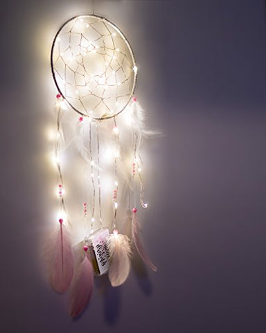 Light up unicorn dream catcher