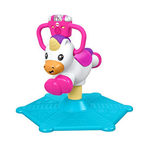 Bounce and Spin Unicorn Toy