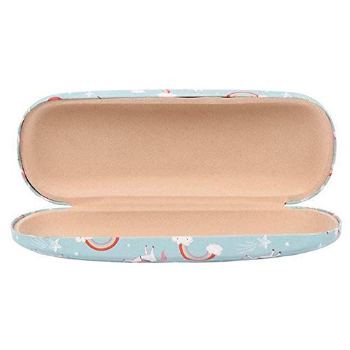 Sun glasses case unicorns