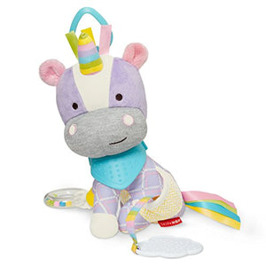 Skip hop zoo baby unicorn toy