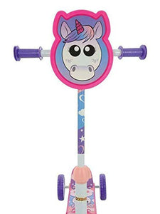 Toddlers unicorn scooter
