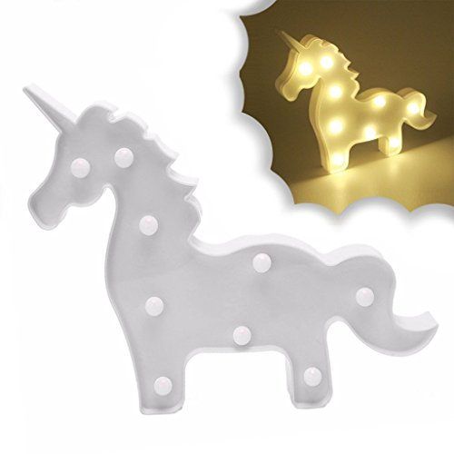 Unicorn Mood Light For Indoors