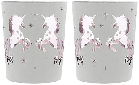 Unicorn tealight candle holders