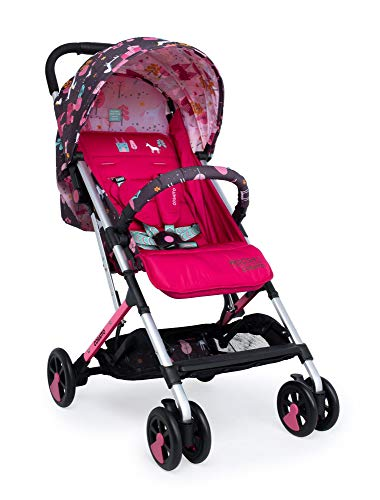 Unicorn pushchair