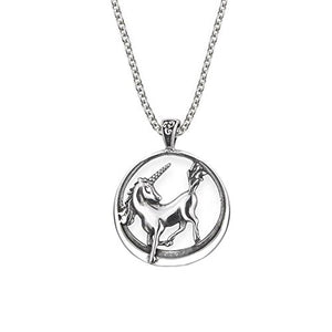 Unicorn Silver 925 - Pendant Necklace