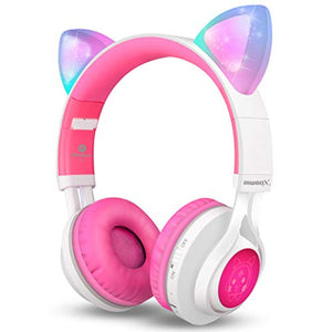 Unicorn Bluetooth Headphones | Wireless | For iPhone/iPad/Smartphones/Laptop/PC/TV