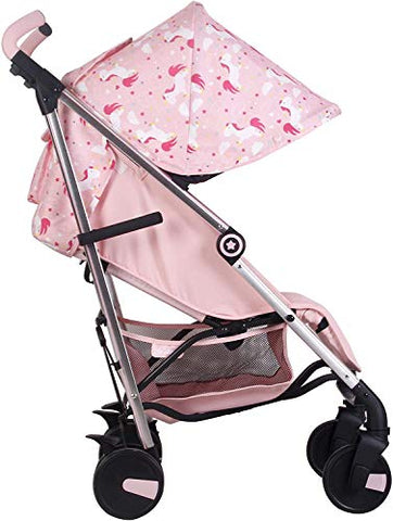 Believe Collection MB51 | Pink Unicorn Stroller | My Babiie | Katie Piper