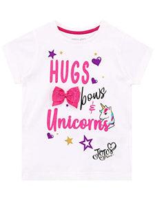 Jo Jo Siwa Unicorn Girls T-Shirt Top