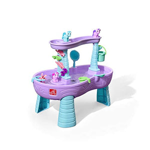 Unicorn Water Play Table | Violet, Lilac | Kids