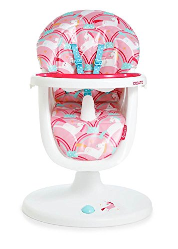 Unicorn highchair 3 sixti
