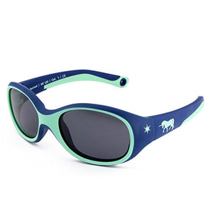 Blue unicorn kids sunglasses