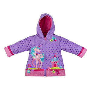 Stephen Joseph Kids' Raincoat | Unicorn