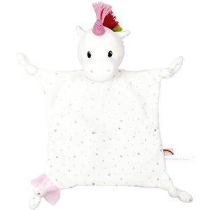 cute unicorn baby comforter