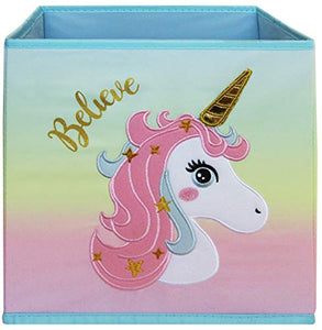 Unicorn Storage Box | Lovely Little Things | Toy Organiser