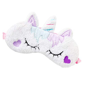Unicorn Love Sleep Eye Mask | Travel Mask | Kids & Adults