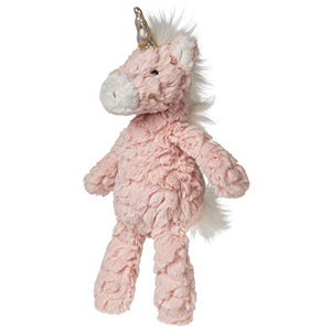 Unicorn Soft Toy, Blush Pink - Mary Meyer