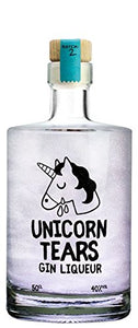 Unicorn Tears Gin- the perfect unicorn lovers gift