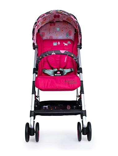 Unicorn Land Pushchair