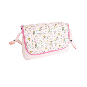 My Babiie Pink Unicorns Baby Changing Bag