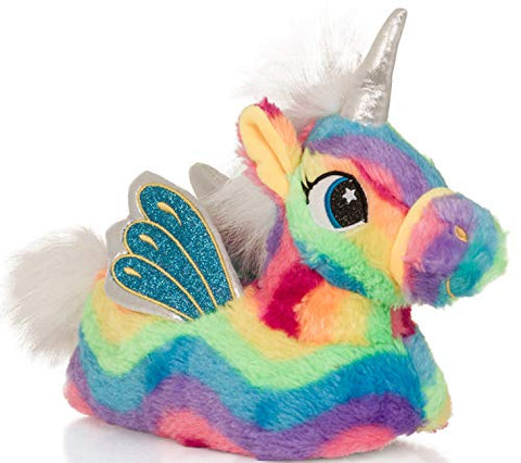 Rainbow Flying Unicorn Slipper | For Women | Novelty
