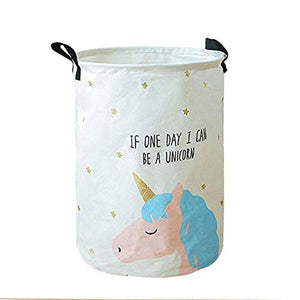 Unicorn Laundry Basket & Toy Storage