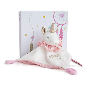 Beautiful Soft Unicorn Comforter in Gift Box | Baby Gift