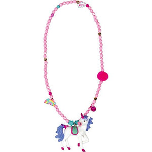 Necklace Unicorn Paradise