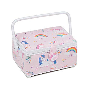 Unicorn Sewing Box | Medium Sized | HobbyGift