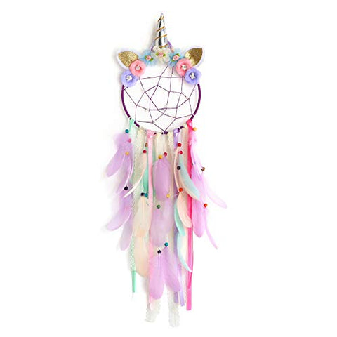 dream catcher unicorn theme