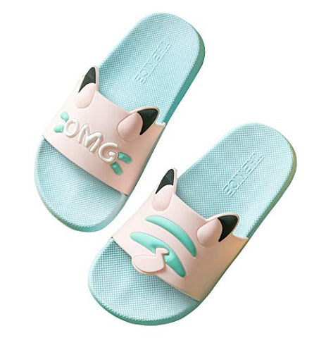 Boys baby blue sliders