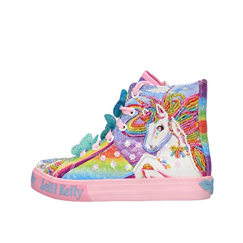 Lelli Kelly - Kids  Unicorn Trainers Multicoloured