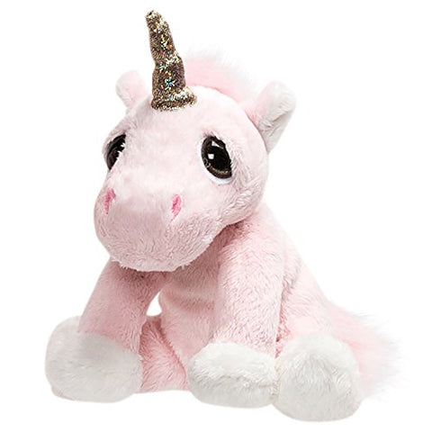 Suki Gifts Li'l Peepers Stuffed Toy, Twinkle Unicorn, Small